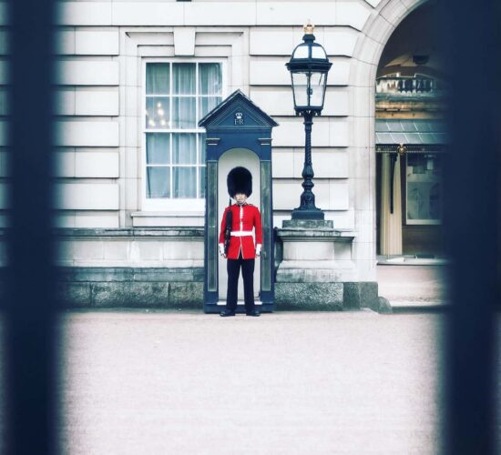 Panoramic walking tour of London