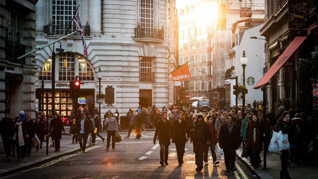 London's Shopping is Rivalled Only by New York