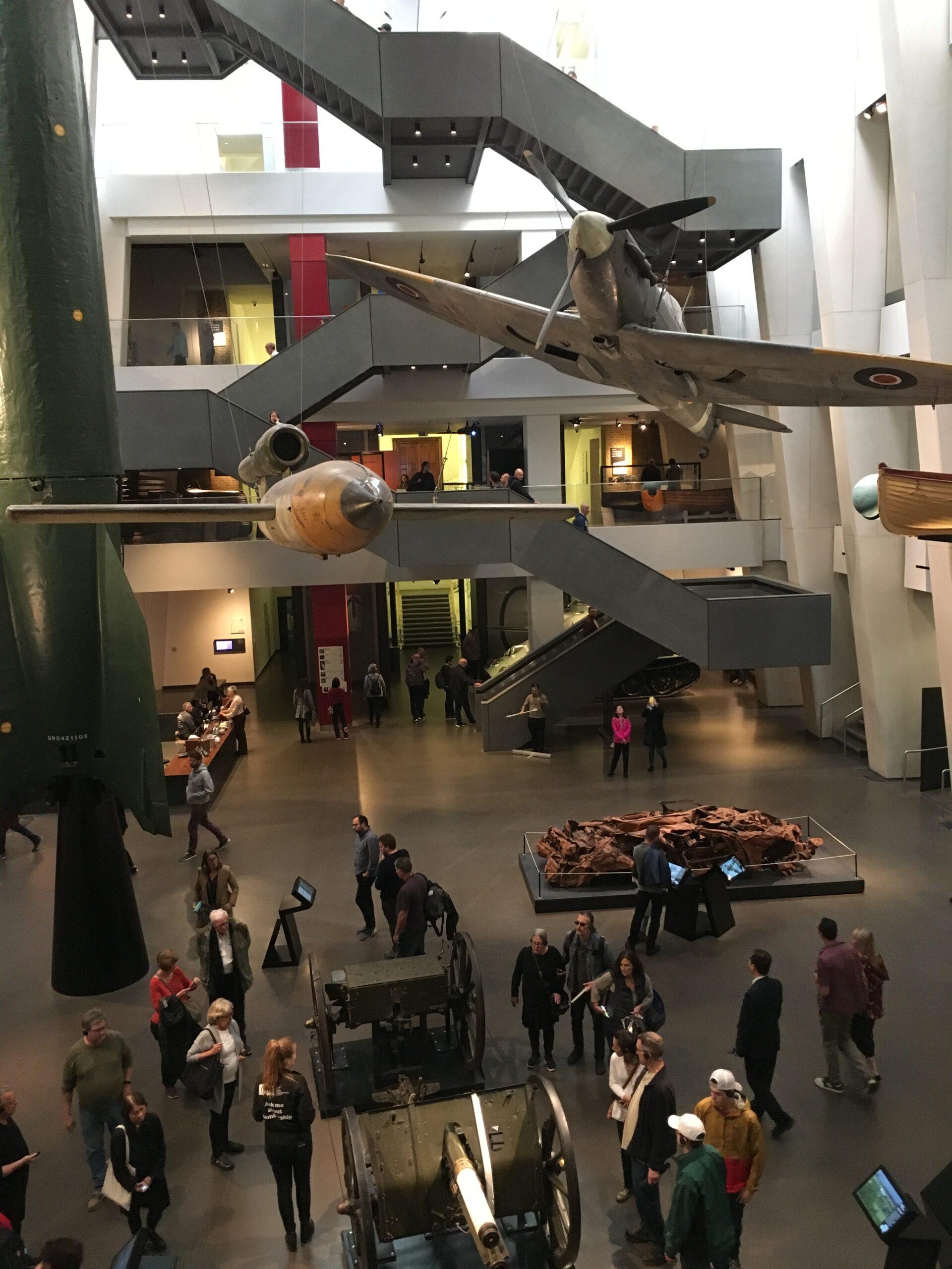 War Muesuem Atrium