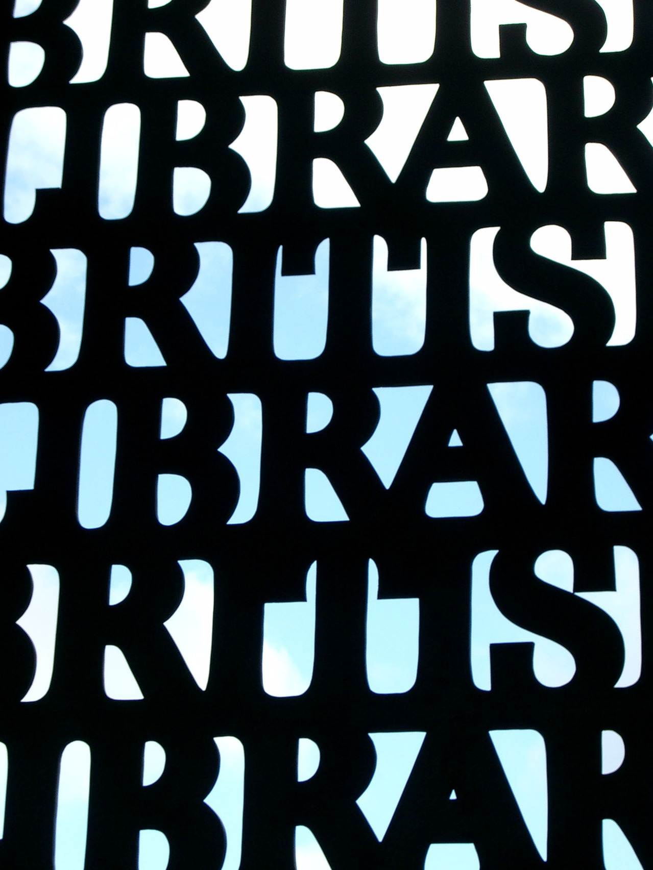 free entrance to the British Library,